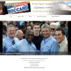 Web Design - Political Campaign Vincent Boccard Mayor
