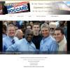 Web Design - Political Campaign Vincent Boccard Mayor