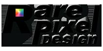 Rare Pixel Design Logo
