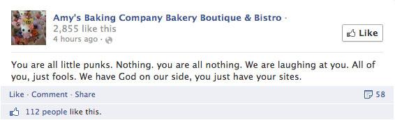 Amys Baking Company