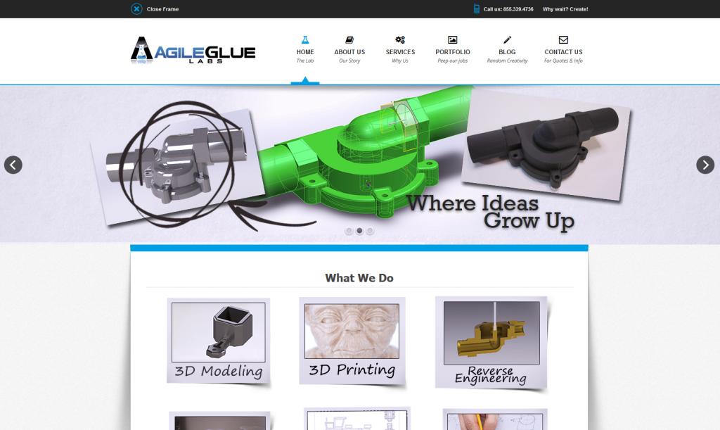 Agile-Glue-Labs